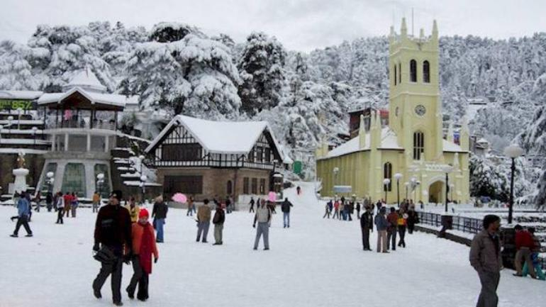 When To Travel Shimla Will Be Good