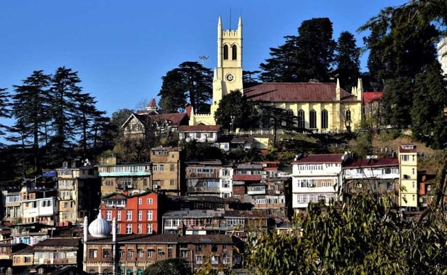 Shimla In Summer Vacations Give Pleasure To Heart
