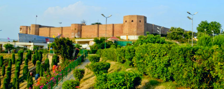 Bahu Fort In Jammu