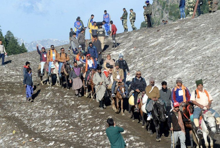 Amarnath Yatra No Decision On Registration Proposed To Start Journey From June 23 – Amarnath Yatra Doubts, No Decision On Registration, Proposed To Start Yatra From June 23