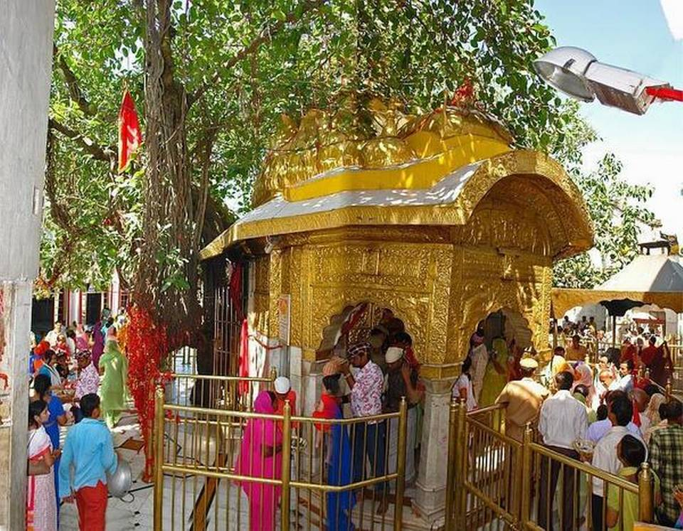 Himachal Pradesh's Mata Chintpurni Temple Starts Home Delivery Of 'prasad'