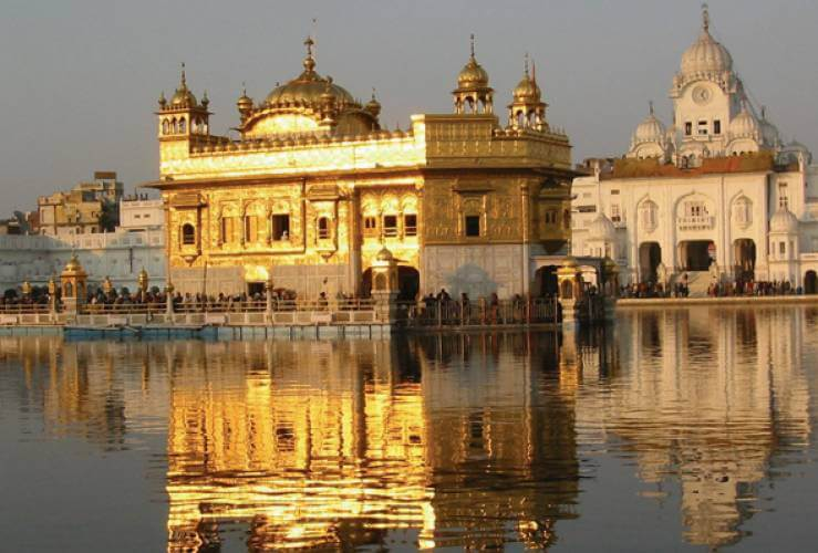Katra to amritsar Taxi Service with amristar sightseeing