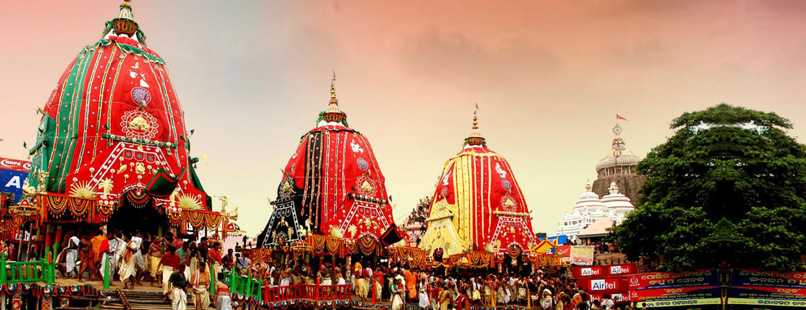 Jagannath Puri Tour Package