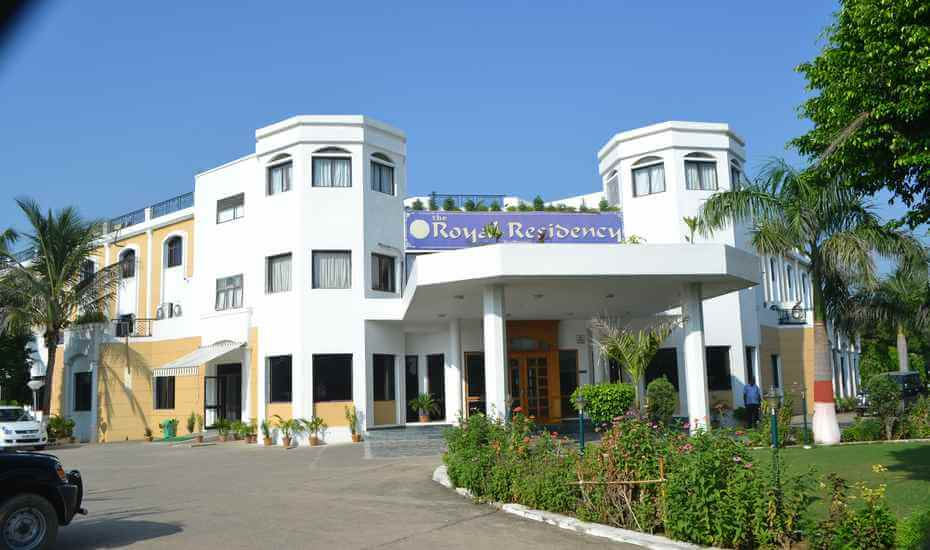 Hotel The Royal Residency, Bodhgaya