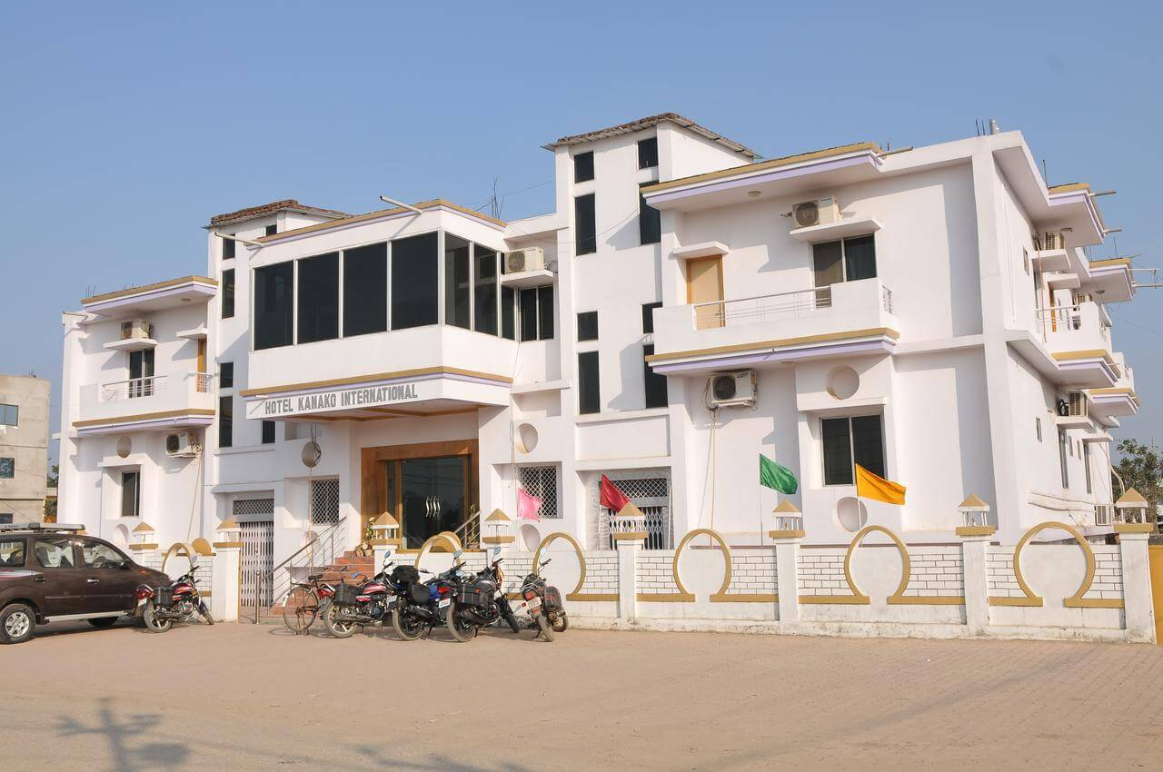 Hotel Kanako International, Bodhgaya