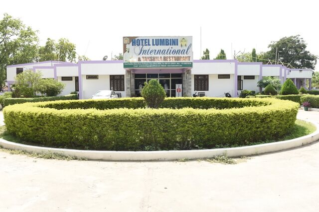 Hotel Lumbini International, Bodhgaya