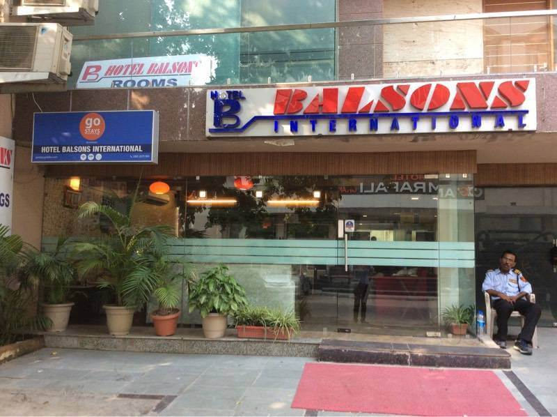 Hotel Balsons International, Delhi