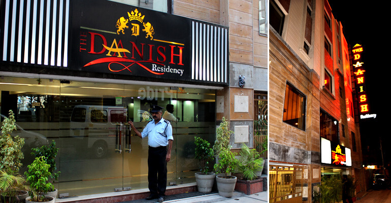 The Daanish Residency, Delhi