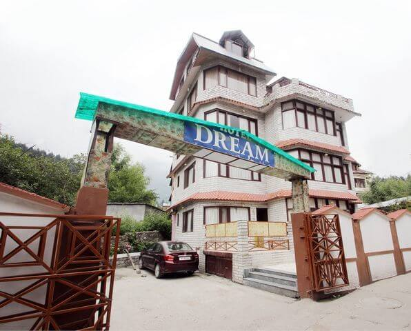 Hotel Dream, Manali