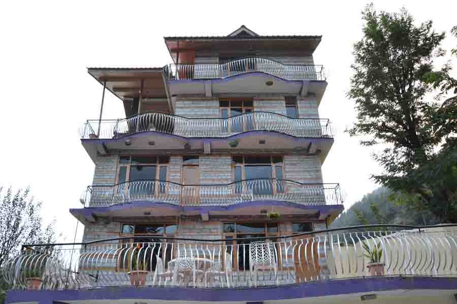 Antriksh Cottages, Manali