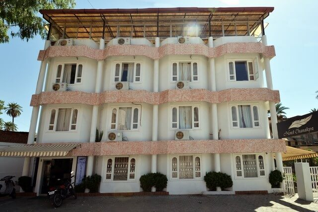 Hotel Chanakya, Mount Abu