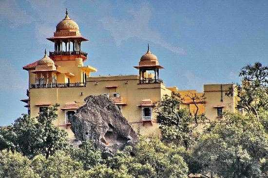 The Jaipur House, Mount Abu