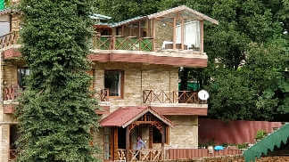 Hill View Bungalow, Nainital