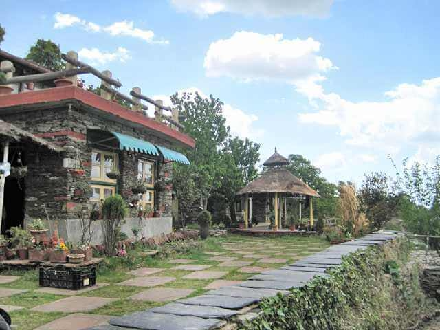 The Oak Trails Eco Lodge, Nainital