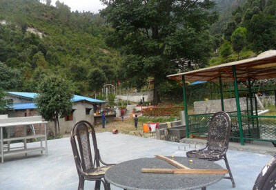 Kafal Resort, Nainital