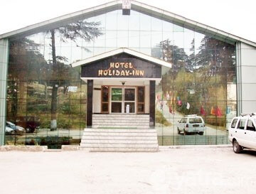 Hotel Holiday Inn, Patnitop