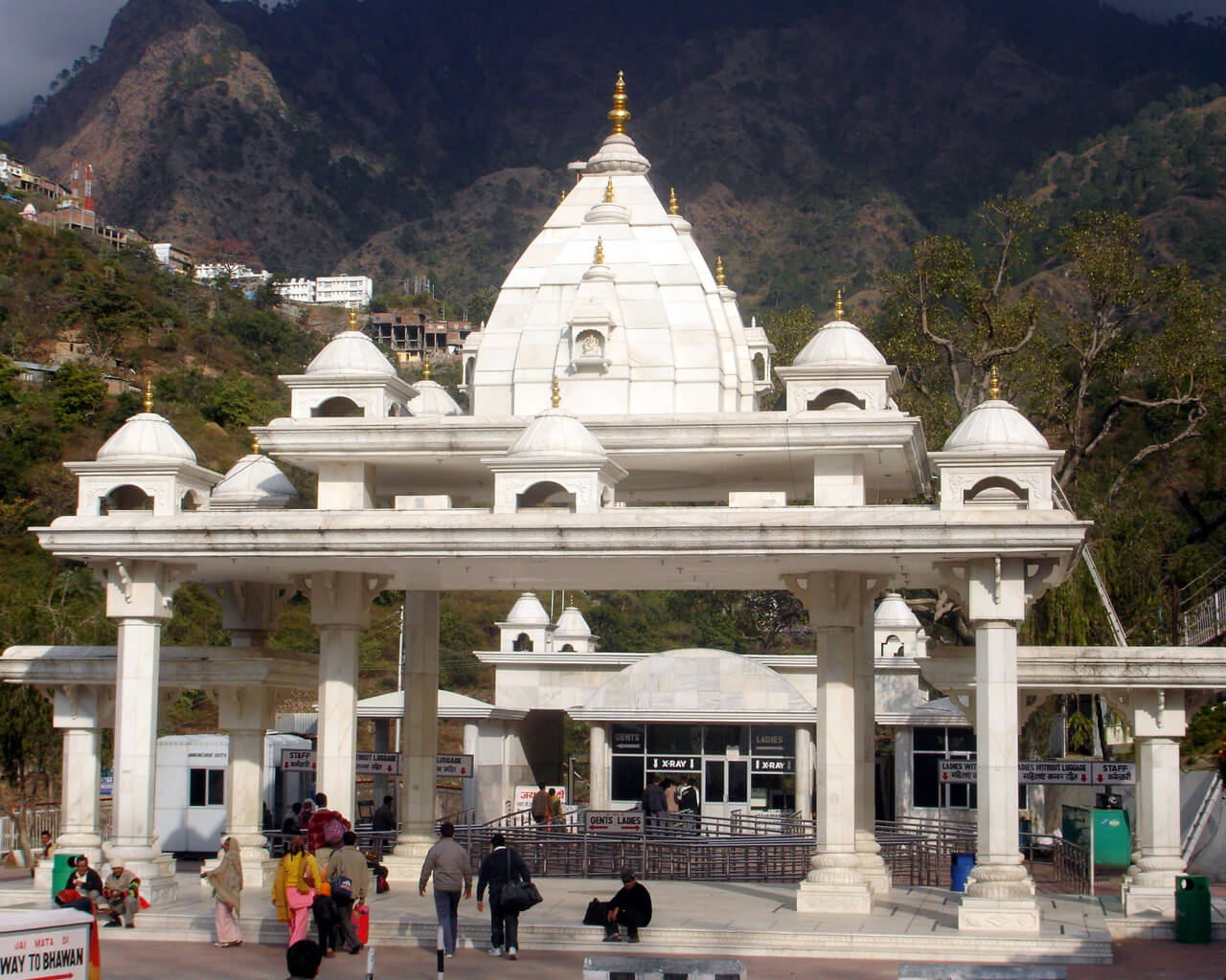 Vaishno Devi Package From Mumbai