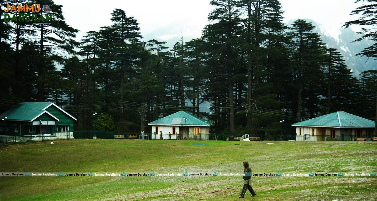 Jammu Patnitop Tour Package
