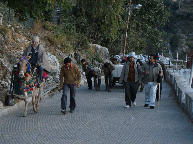 Mata Darshan Tour Package From Katra