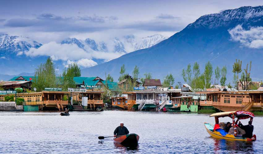Vashno Devi Package With Kashmir Tour