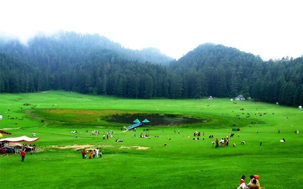 Dalhousie And Khajjiar Tour Package