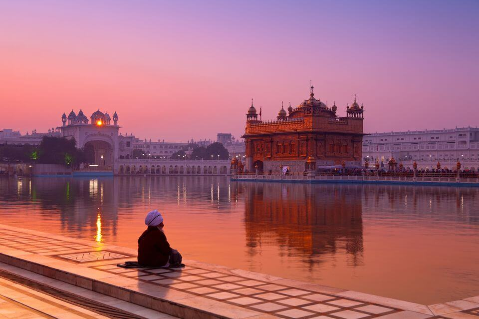Golden Triangle Package With Amritsar