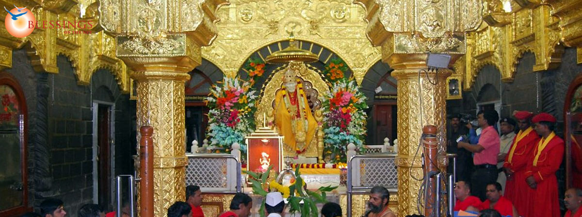 Shirdi Tour Package From Delhi By Train