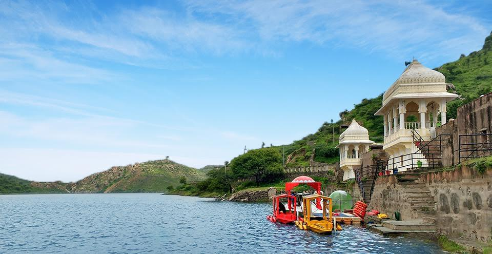 Jaipur Tour Package With Udaipur