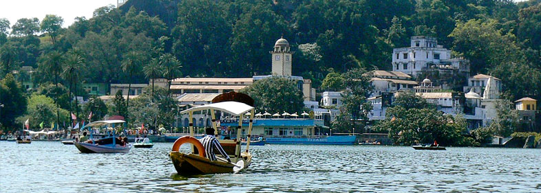 Jaipur Udaipur And Mount Abu Package