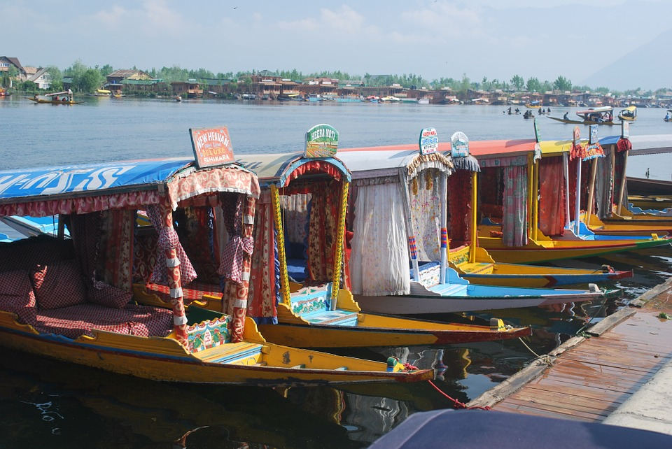 Kashmir Tour Package From Bangalore