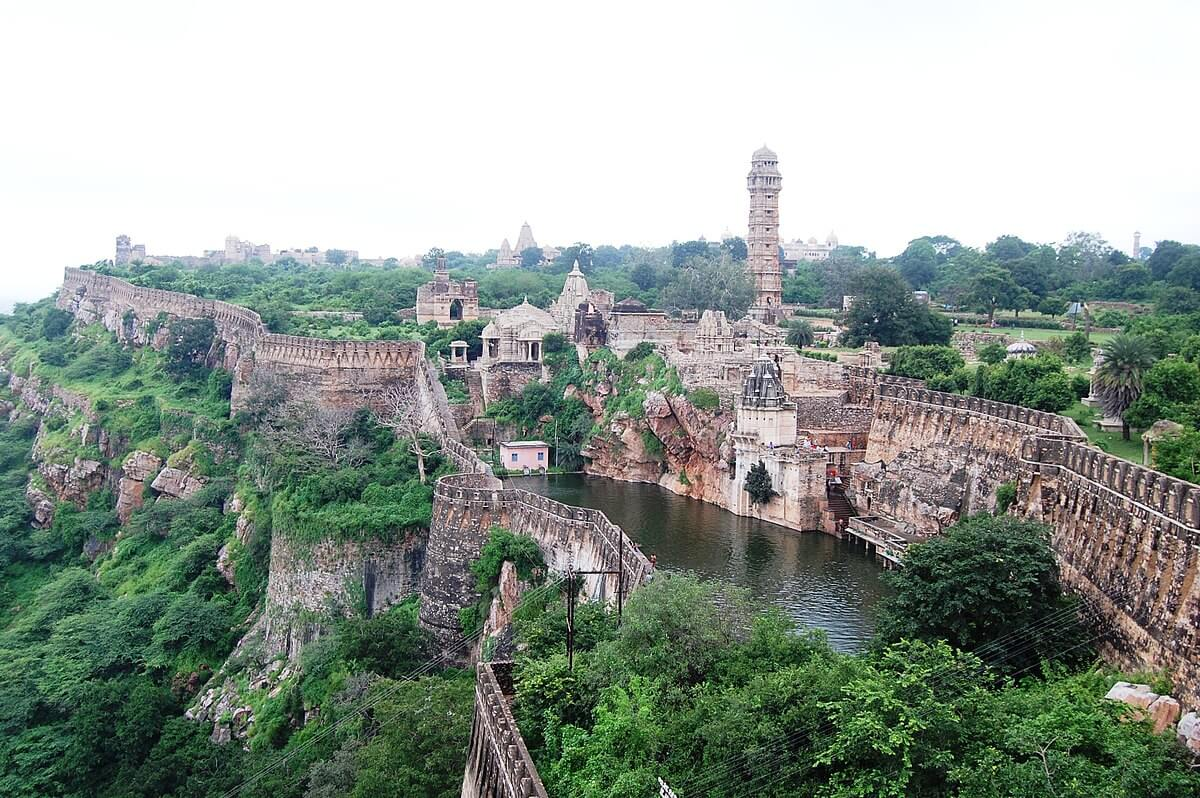 Jaipur Udaipur Package With Chittorgarh