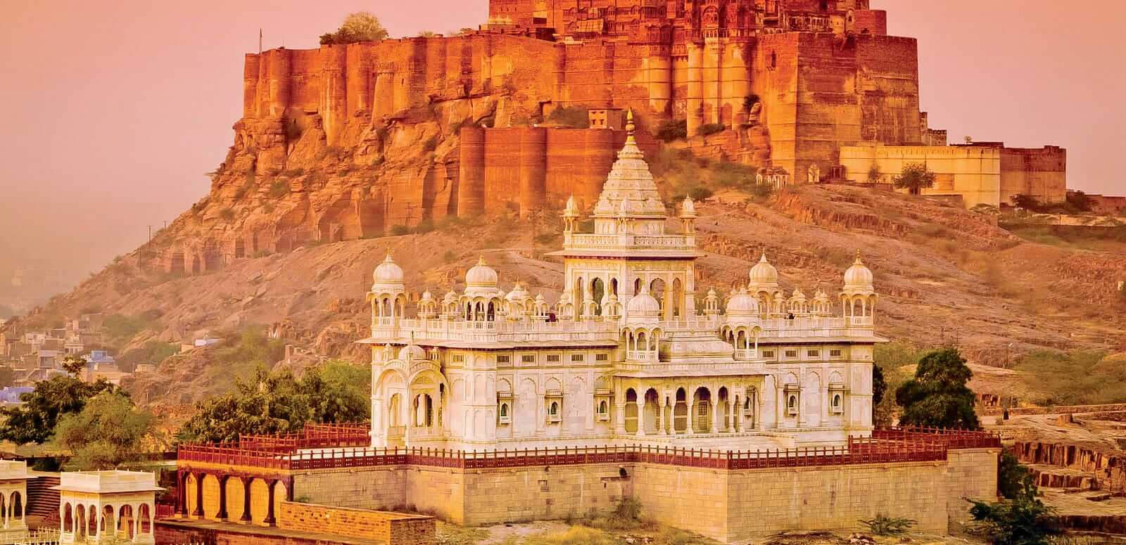 Jaipur Jodhpur And Jaisalmer Package
