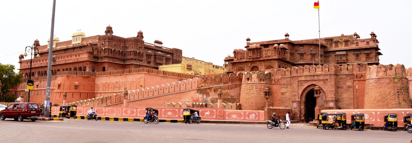 Jodhpur And Jaisalmer Tour Package With Bikaner