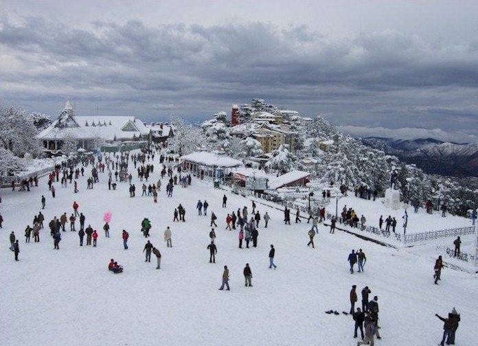 Shimla Tour Package from Delhi by Train