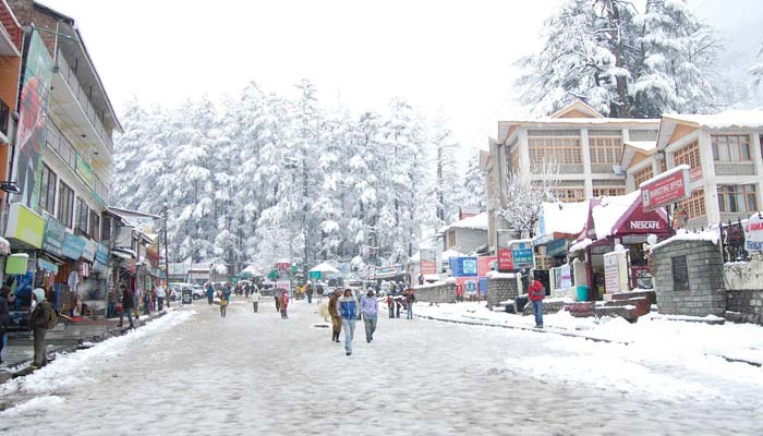Shimla Manali Tour Package From Delhi