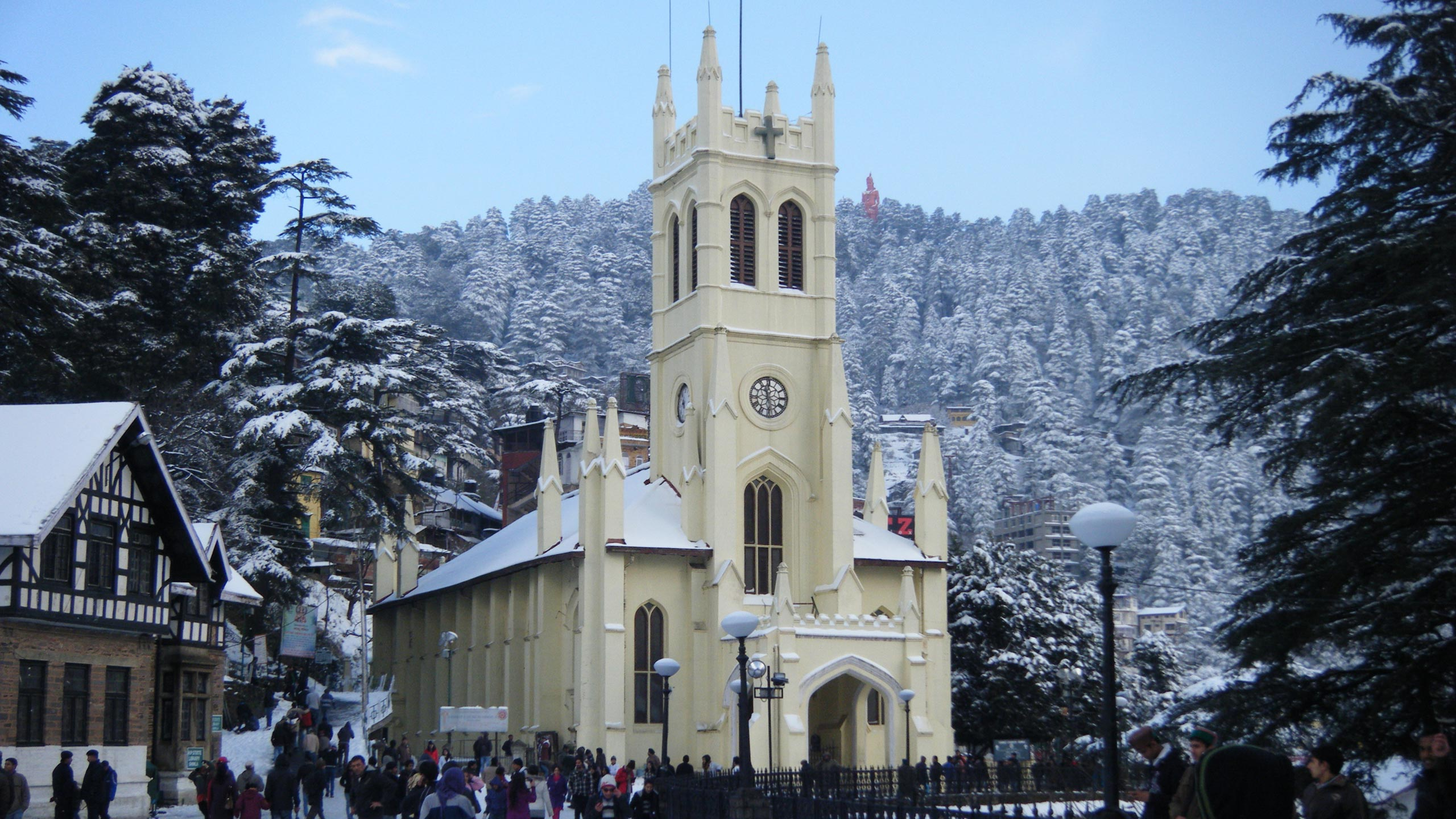 Shimla Honeymoon Tour Package From Delhi
