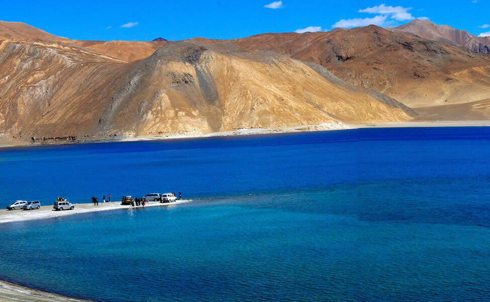 Leh Ladakh Tour Package With Alchi Pangong
