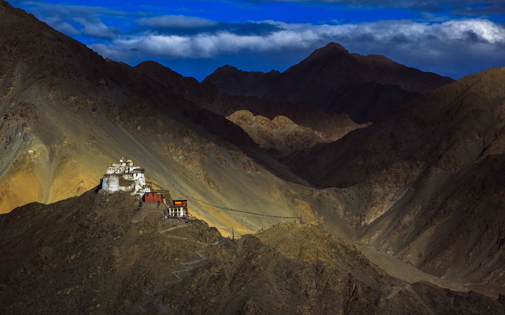 Leh Ladakh Tour Packages From Kolkata