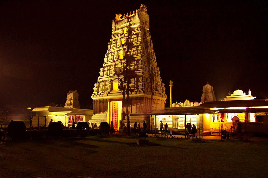 Tirupati Tour Package From Delhi by Flight